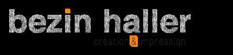 bezin-haller création et impression