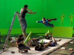 Atelier Effets Spéciaux : Devenez Superman !